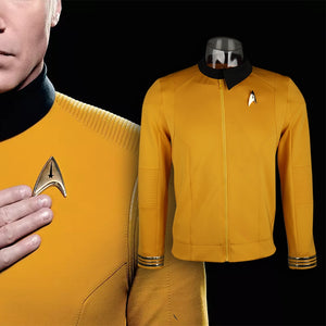 Brand New Star Trek Captain Kirk Men Adult Costume