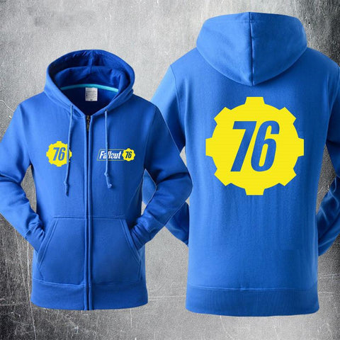 Game Fallout 4 Hoodies Jacket Cosplay Sweater