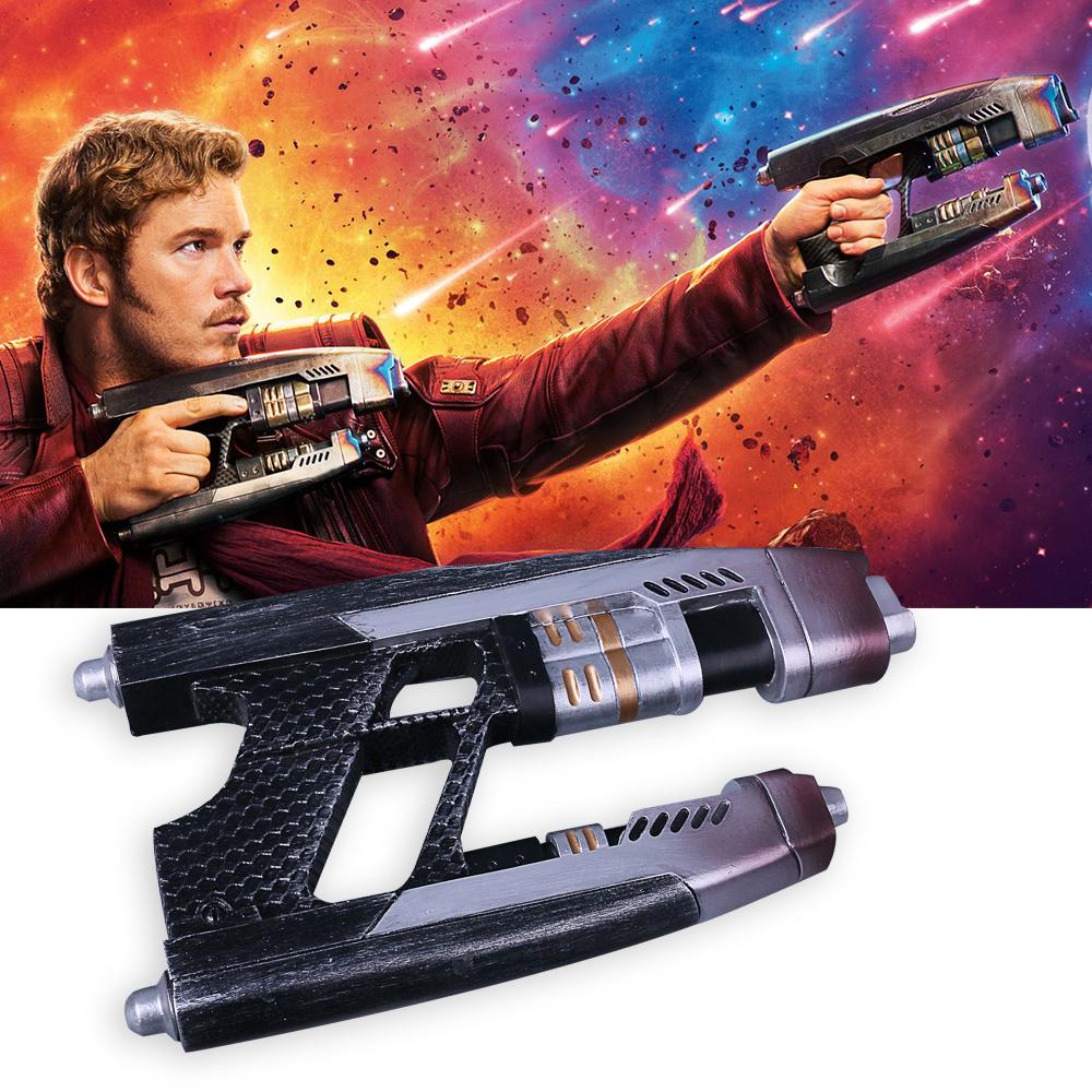 Avengers Infinity War Star Lord Peter Quill Cosplay Resin Pistol Handmade Props