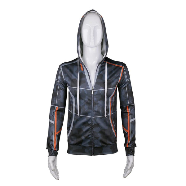 Avengers Infinity War Iron Man Cosplay Costume Tony Stark  Hoodie
