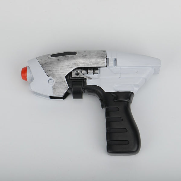 Star Trek Enterprise Phaser Pistol Star Trek Discovery Starfleet Guns EM33 Pistol Handmade Props Halloween Cosplay Accessories
