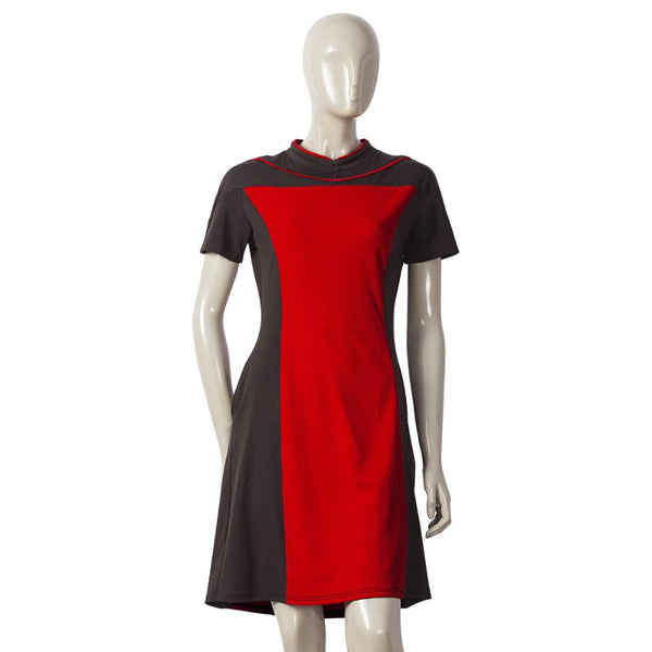 Star Trek The Next Generation Women Uniform Dress