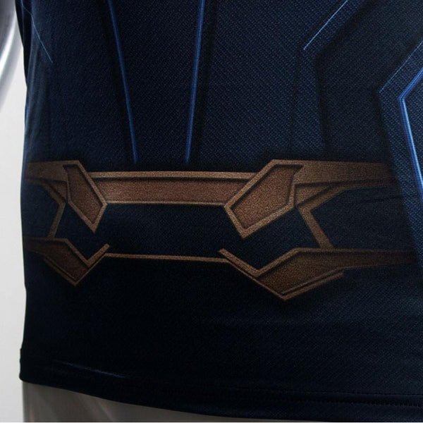 Avengers Infinity War Thanos Cosplay T-Shirt