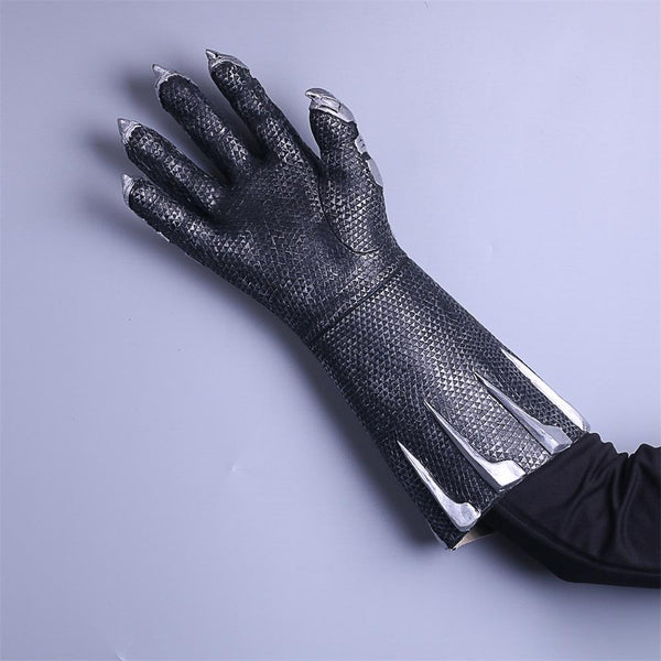 2018 Movie Black Panther Claws Gloves Cosplay Prop