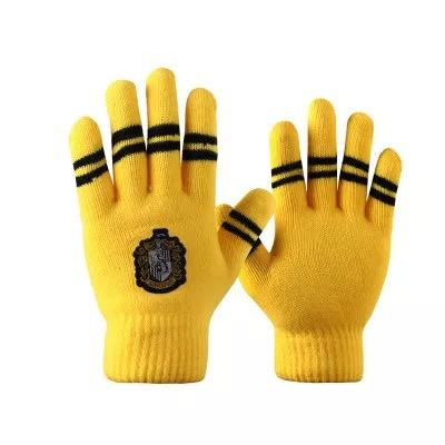 Cosplay Harry Potter Gryffindor/Hufflepuff/Slytherin/Ravenclaw Winter Warm Glove