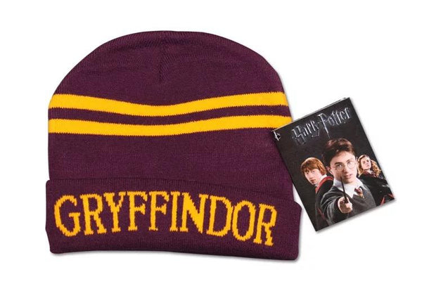Cosplay Harry Potter Gryffindor/Hufflepuff/Slytherin/Ravenclaw Winter Warm Hat