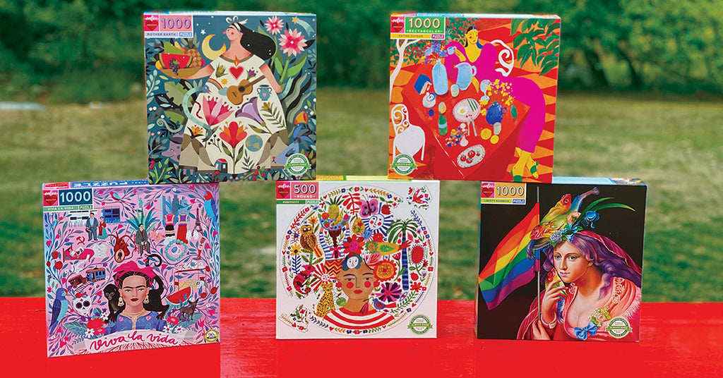 10 Best-Selling Jigsaw Puzzles