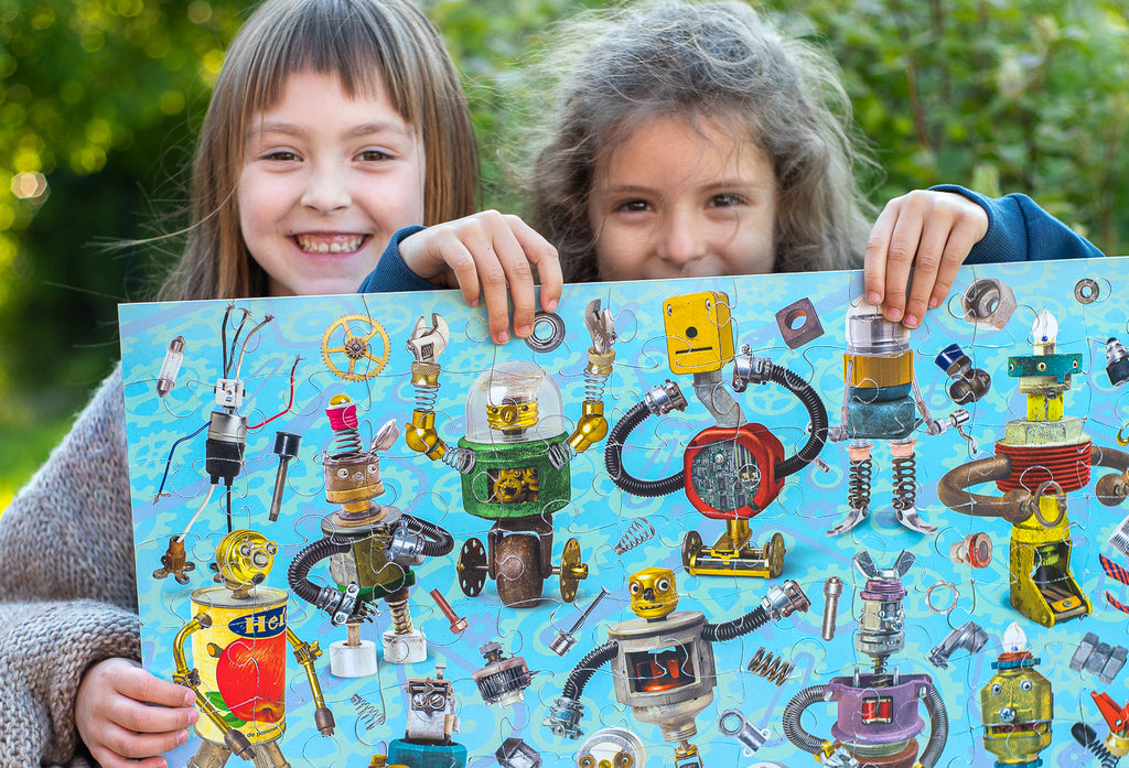 Award-Winning Children's Puzzles