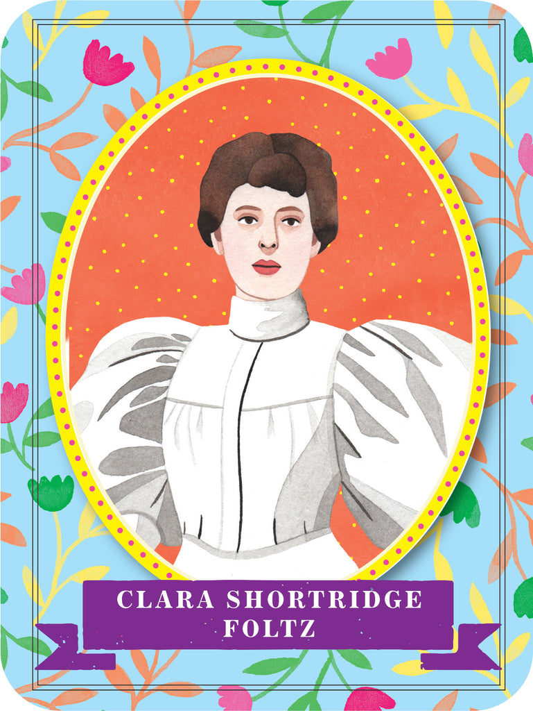 Clara Shortridge Foltz