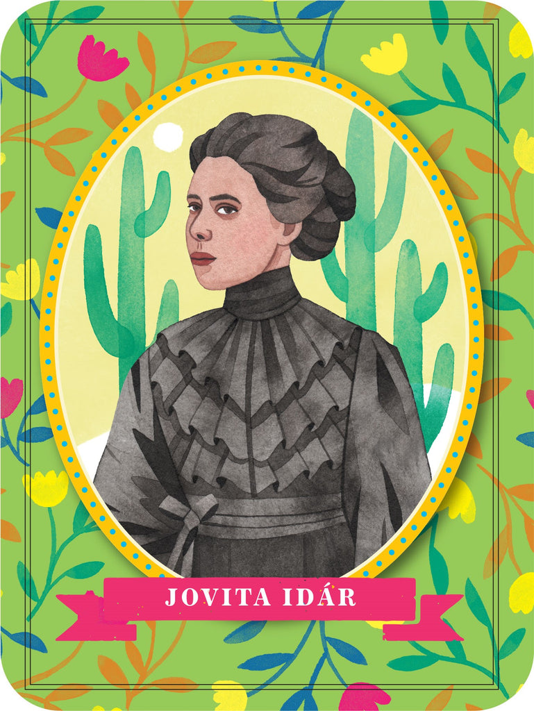 Jovita Idár- Free Download