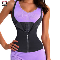 * Adjustable Waist Trainer Corset
