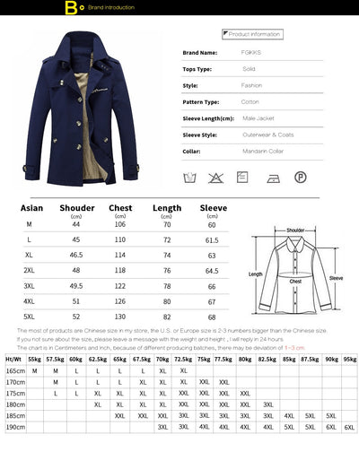 Mens Smart Casual Slim Fit Jacket