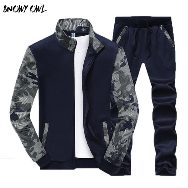 Mens 2 Piece Sports Set