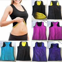 Womens Thermo Body Shaper Slimming Vest