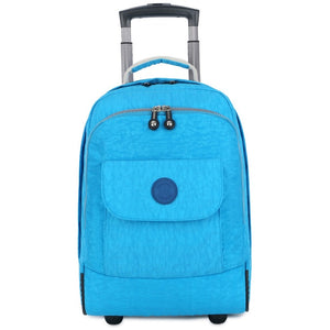 Rolling Luggage Travel Backpack