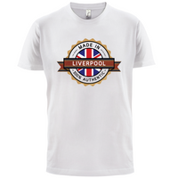 Made In LIVERPOOL Mens T-Shirt