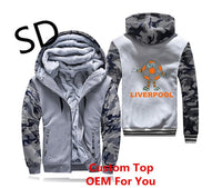 Liverpool Football /Soccer 3D Men Hoodies