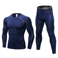 Men's Compression Sportswear 2 pc Set