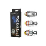 Voopoo Uforce N1 / N2 / N3 Mesh Coil - Single Coil (Discount on Packs)