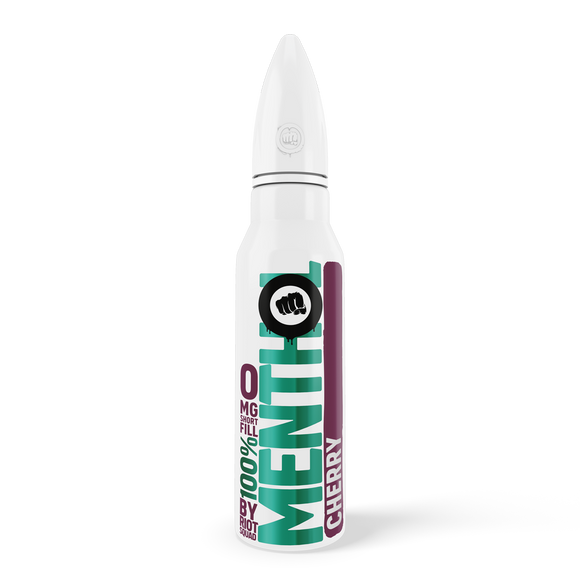 Riot Squad 100% Menthol 50ml Shortfill 0mg
