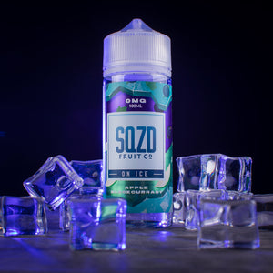 SQZD On Ice 100ml Shortfill (70/30 VG/PG)