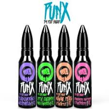 Riot Squad Punx 50ml Shortfill