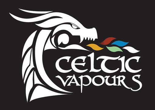 10ml Celtic Vapours 50/50 - 3 For £10!