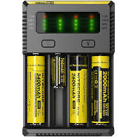 Nitecore i4 Dry Cell Battery Charger