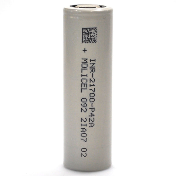 Molicel INR21700-P42A 21700 Battery
