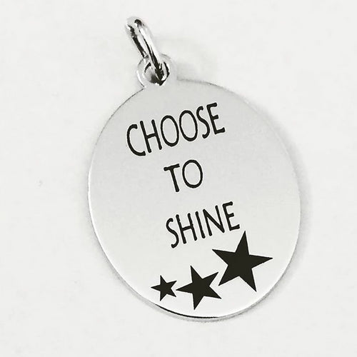 Pendente Choose to Shine - Ida Callegaro