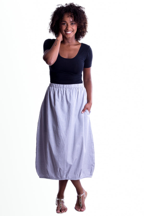Drichu  - Skirt - Light Blue