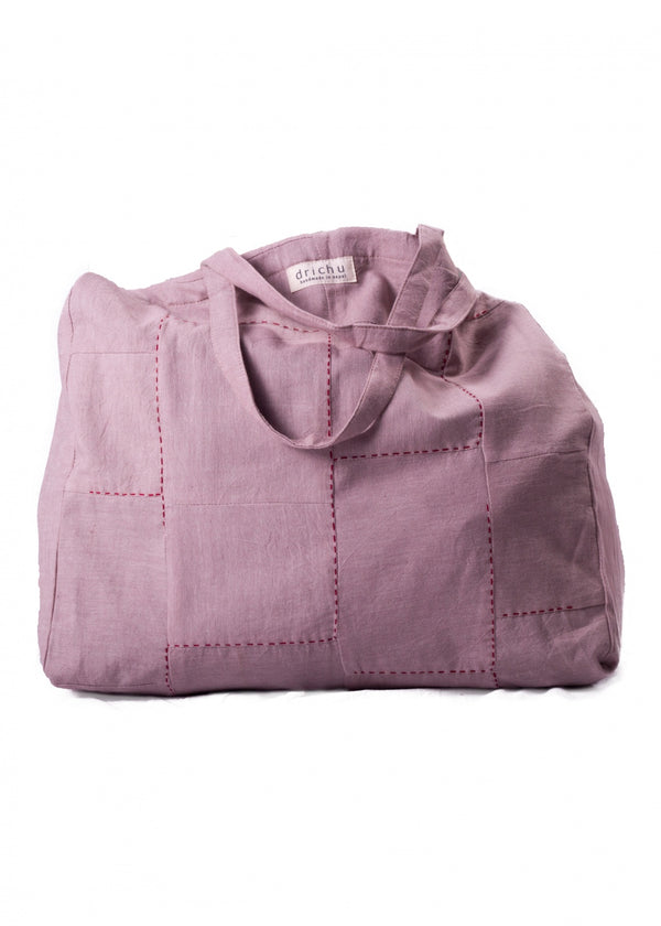 Patch bag - Old Pink - MuniMuni