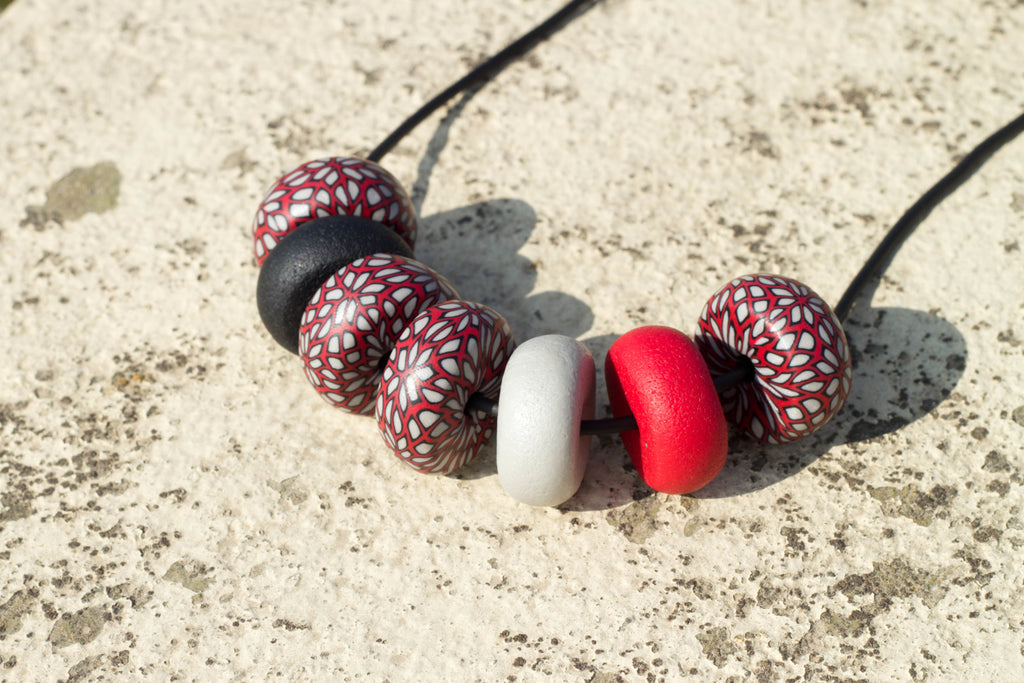 Rondelle - Marrocan 7 beads - MuniMuni
