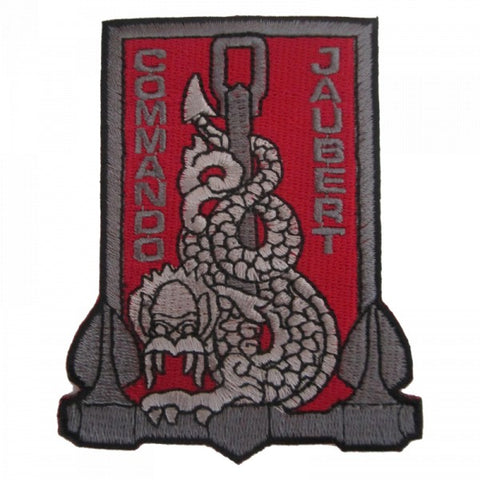 Patch / Ecusson Commando Marine Jaubert (Type 2)
