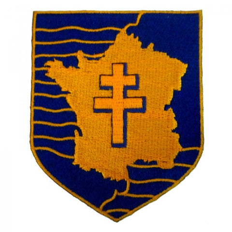 Patch / Ecusson 2ème DB (Division Blindée)