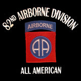 "Polo Shirt 82nd Airborne ""All American"""