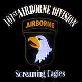 "Polo Shirt 101st Airborne ""Screaming Eagle"""