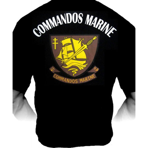 Tee-Shirt Commandos Marine