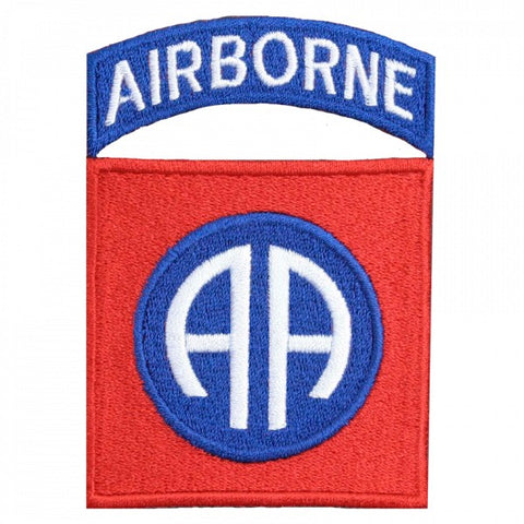 Patch / Ecusson 82nd Airborne