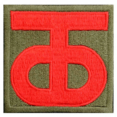 Patch / Ecusson 90th Infantry Division