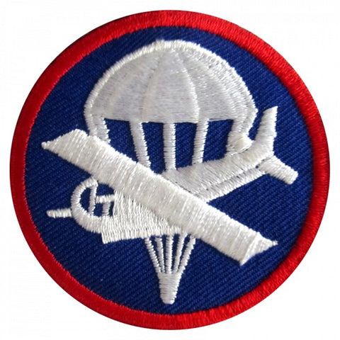 Patch / Ecusson Infantry-Artillery Parachutist Glider Troop