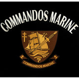 Polo Shirt Commandos Marine