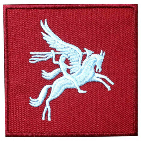 Patch / Ecusson 6th Airborne UK (Côté gauche)
