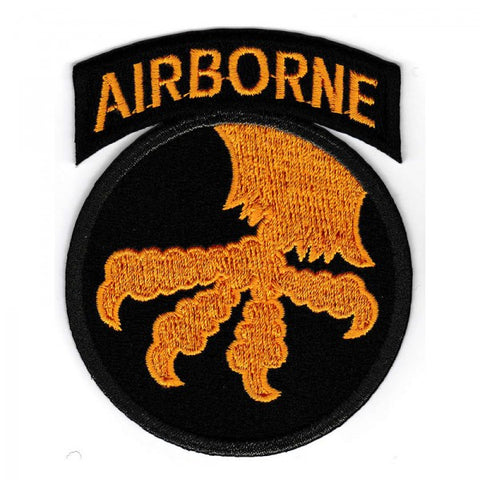 Patch / Ecusson 17th Airborne
