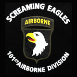 "Tee-Shirt 101st Airborne ""Screaming Eagles"""