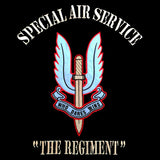 Polo Shirt Special Air Service (S.A.S.)