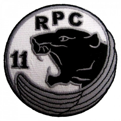 Patch / Ecusson 11ème RPC (Régiment Parachutiste de Choc)