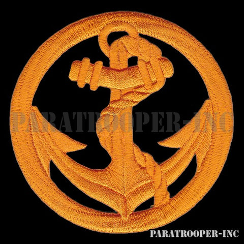 Patch / Ecusson Beret Troupes de Marine