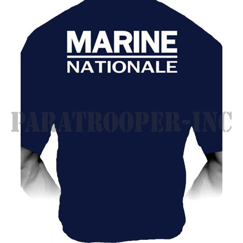 Tee-Shirt Marine Nationale Française (Type 2)