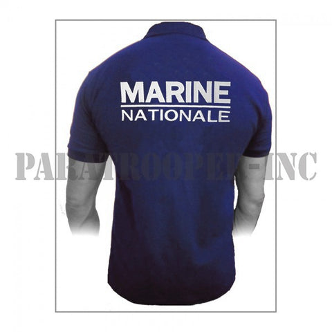 Polo Shirt Marine Nationale (Type 2)